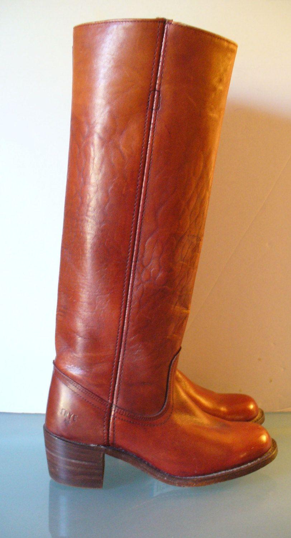 f4ec2df1a79 Vintage Frye Campus Boot Size 5.5B by TheOldBagOnline on Etsy