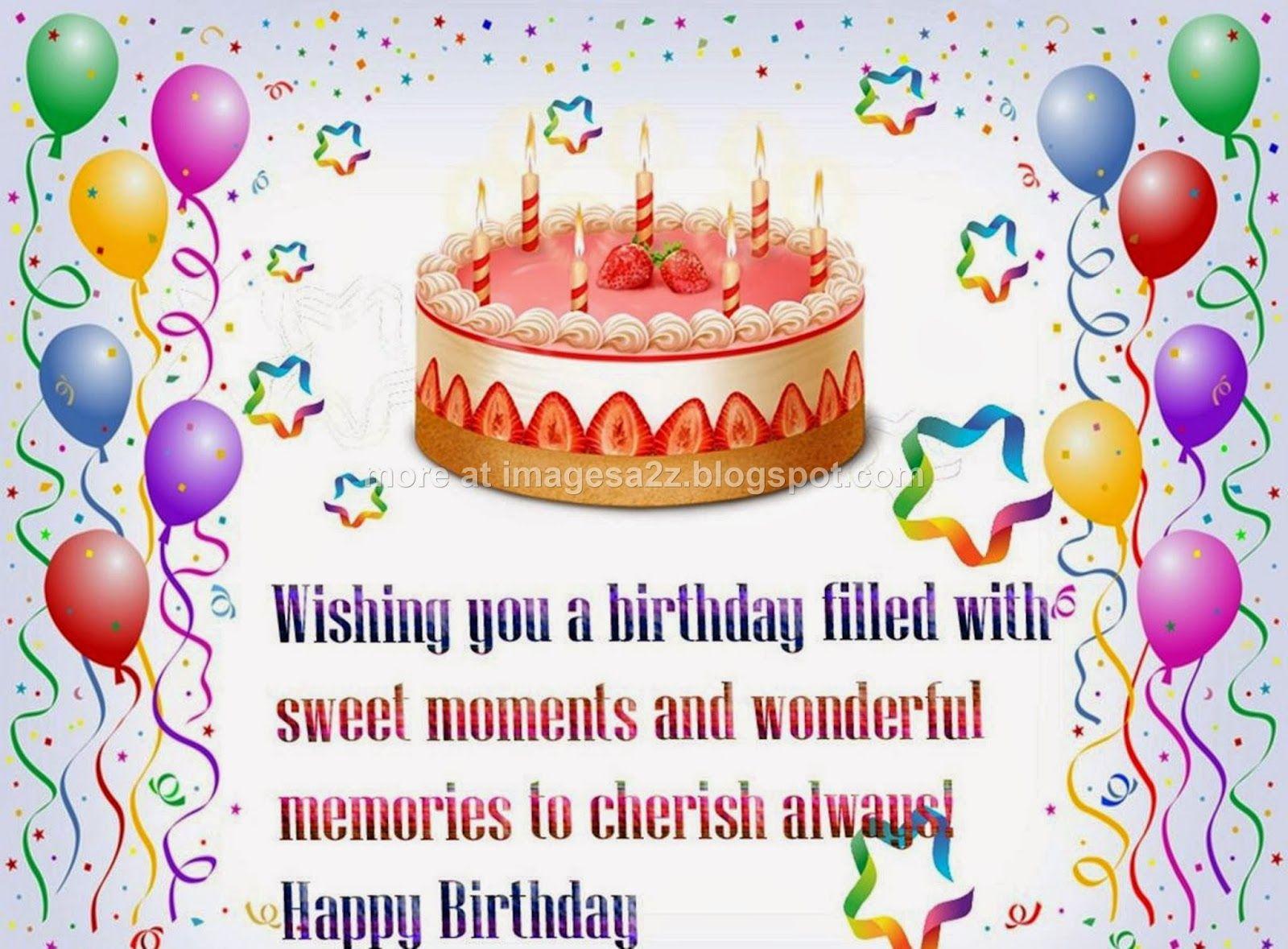 Happy Birthday Wish Quote httpwwwhappybirthdaywishesonlinecom