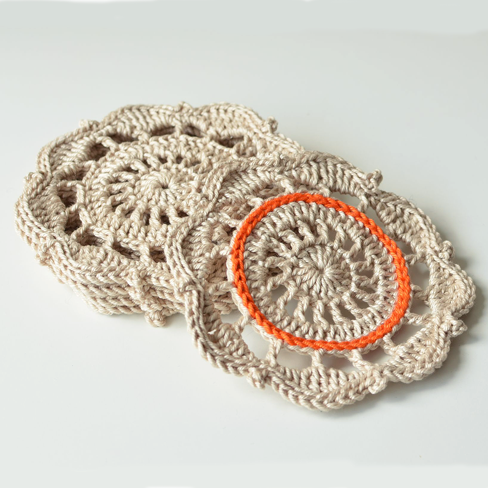 Original crocheted designs, crochet tips and tricks and crochet ...