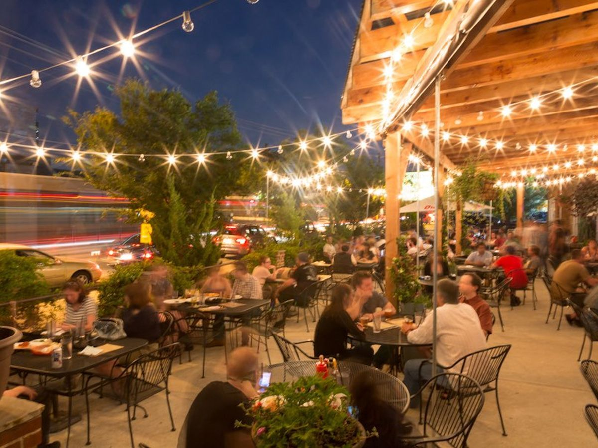 As The Warmer Weather Rolls Around, There Is Nothing Like Dining Al Fresco,  And These Georgia Restaurants Have Outdoor Patios To Die For.