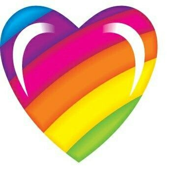 Lisa Frank Heart Lisa Frank Stickers Lisa Frank Colorful Heart