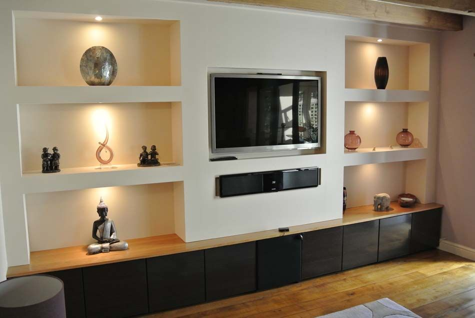 MODERN LIVING ROOM JOINERY - Google Search | Muebles | Pinterest ...
