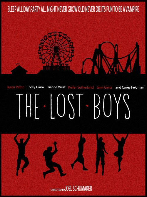 The Lost Boys Boys Posters Lost Boys Book Lovers