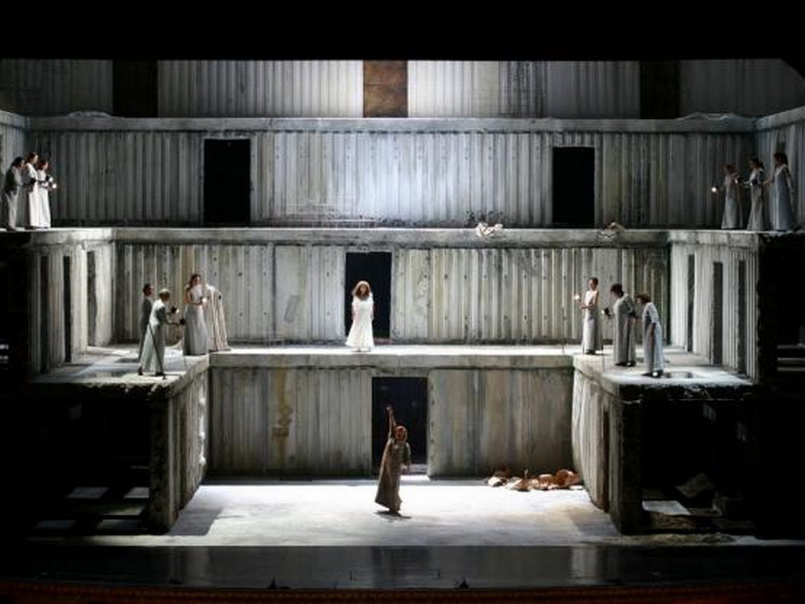 Elektra At The Teatro Real De Madrid Shared With Teatro San Carlo Naples