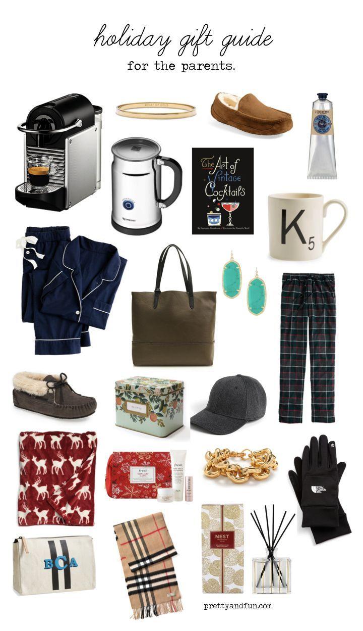 Gift guide for the parents moda para caballero