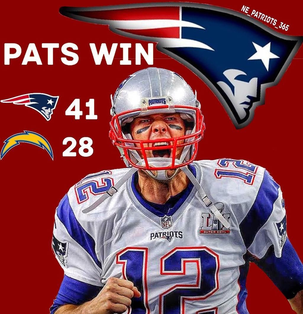 133 Likes 0 Comments New England Patriots Ne Patriots 365 On Instagram Patriots Dominate The Charger New England Football Patriots New England Patriots