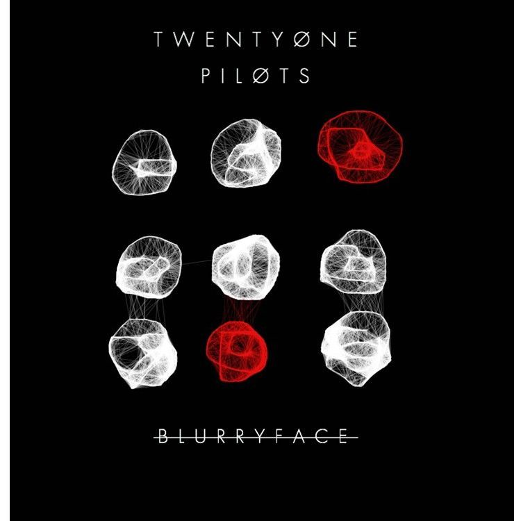 Twenty One Pilots Blurryface Limited Edition 2lp ̗̀