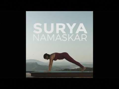 a short guide for surya namaskar  surya namaskar arm and