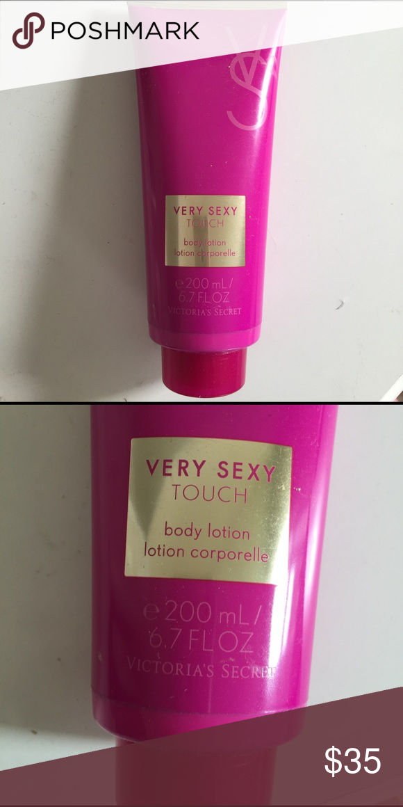Victoria's Secret Very Sexy Touch Body Lotion 6.7 Fl Oz/ 200 mL. One of the older versions from 2012. Only used a few times Victoria's Secret Other