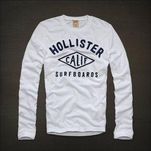 824d5e517 Hollister Long Sleeve Shirts | New Men Hollister by Abercrombie Long Sleeve T  Shirt Size s Small .