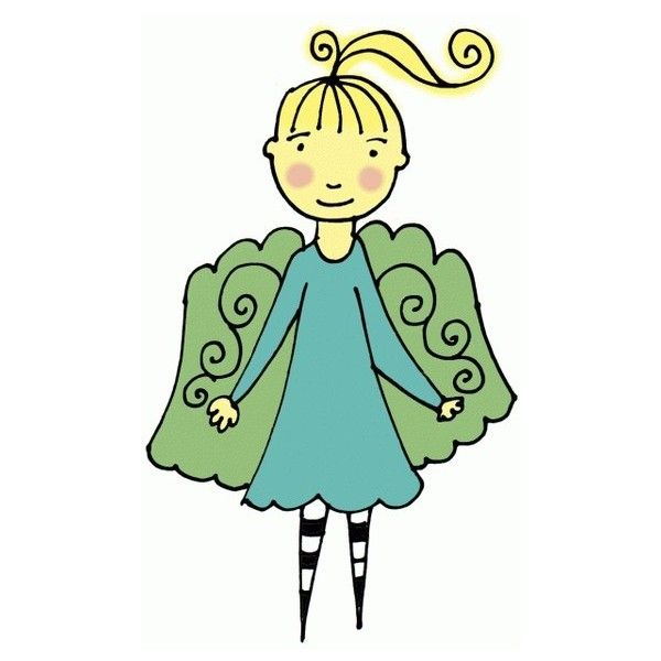 free cute whimsical angel clipart liked on polyvore collage rh pinterest com clip art of angels for emails inserts clipart of angel saying peace on earth