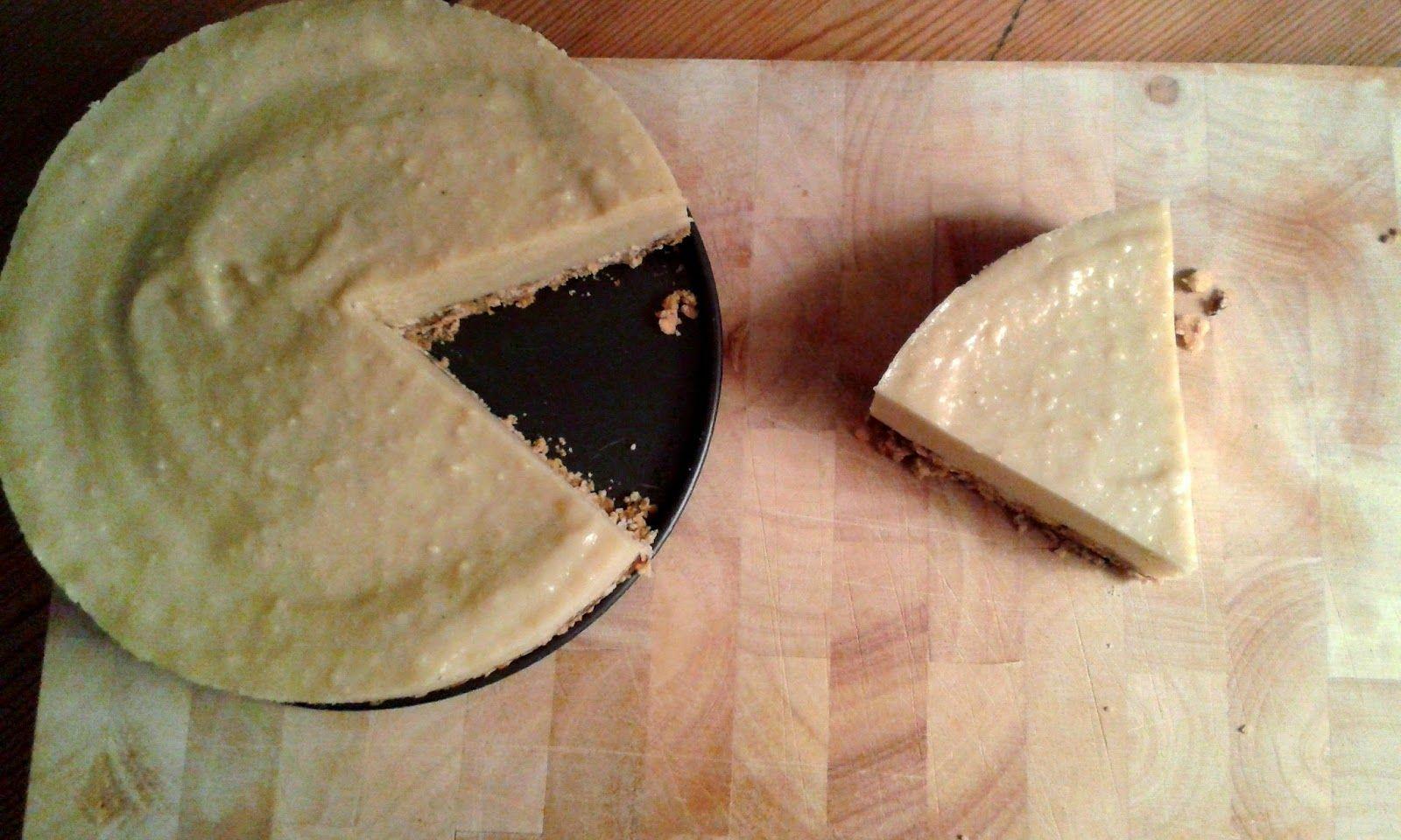 Det Vilde Ris: .~* Nonbake Lemon Cheesecake*~.