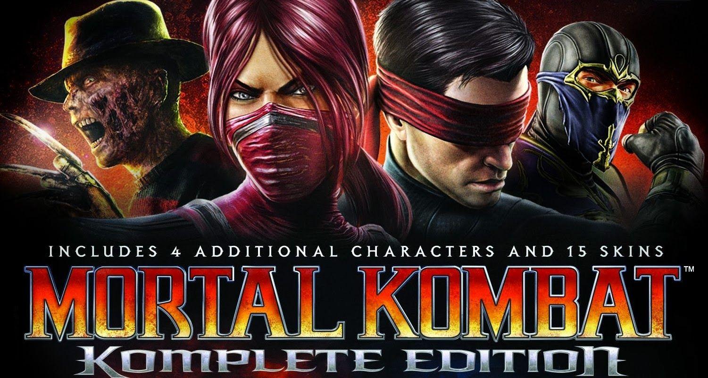 Mortal Kombat 9 Komplete Edition PC Game | Download Free PC