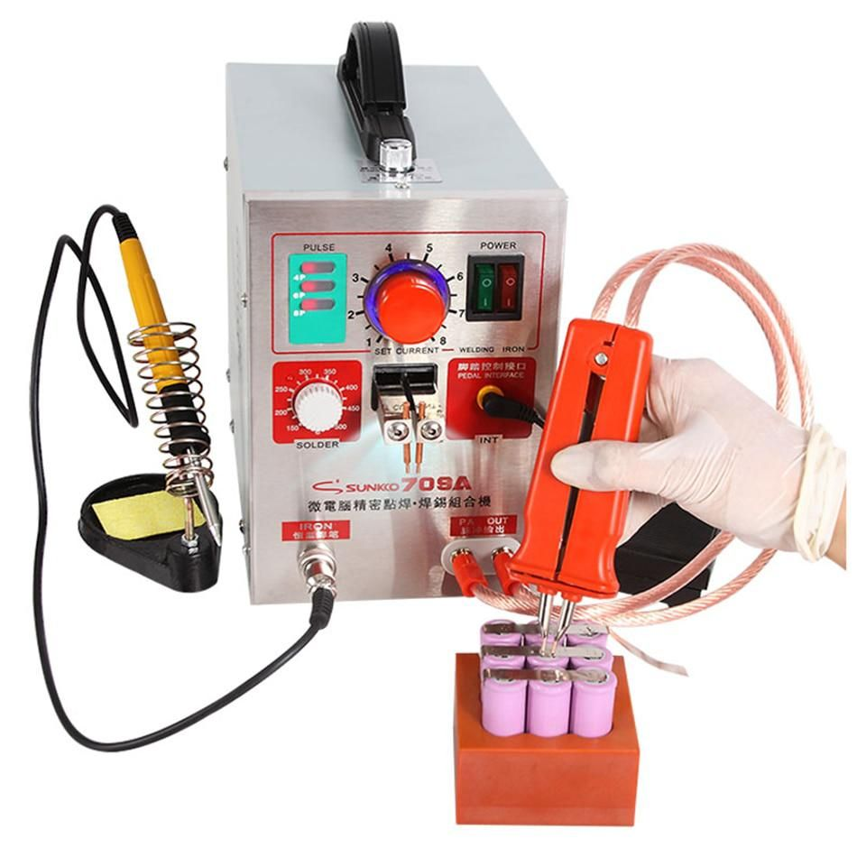 Universal DIY Electronic Spot Welding Solder Pen Battery Spot Welder Pen