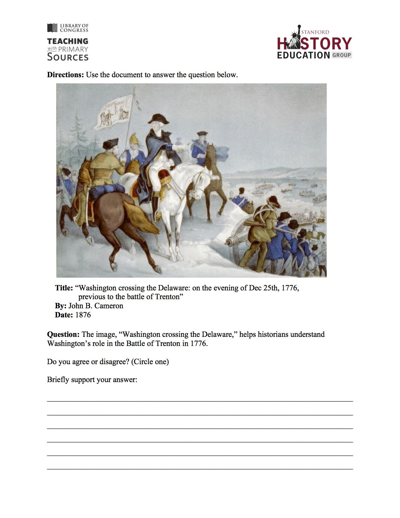 Use This Quick Free History Assessment Of Thinking Hat