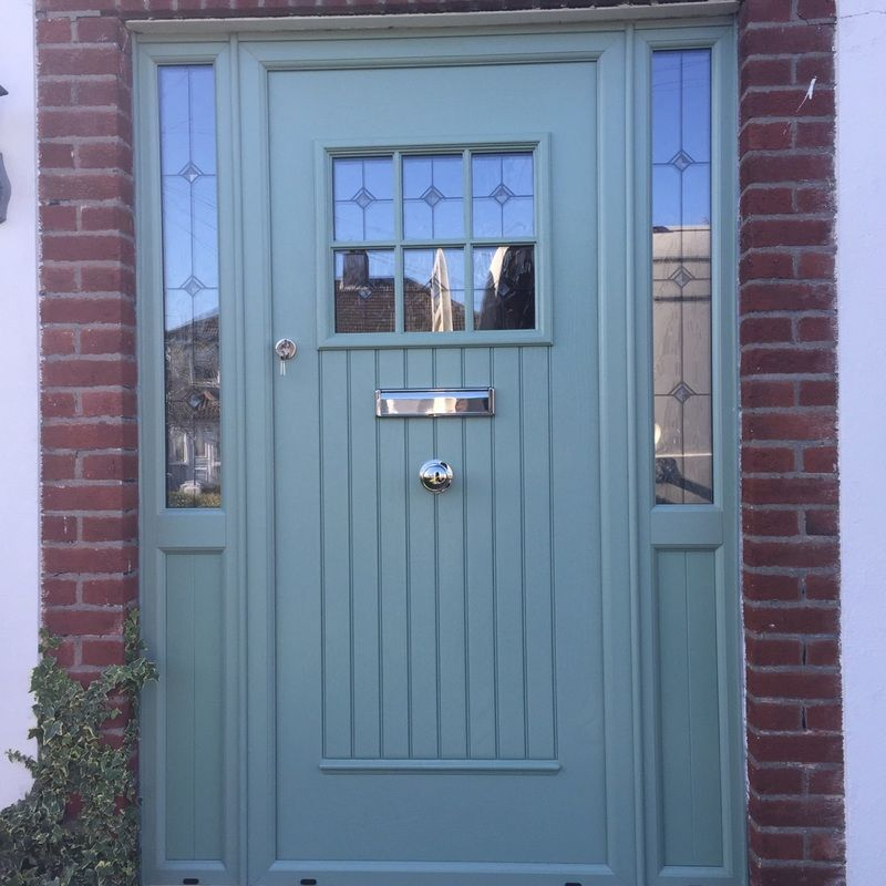 Image Gallery of Windows and Doors - Composite Doors Dublin | Front ...