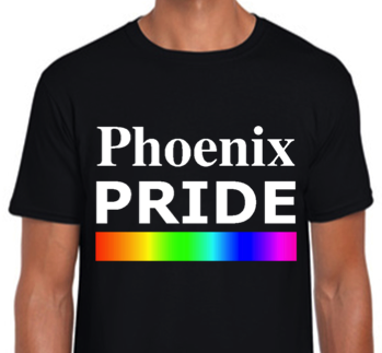 $19.99 - PHOENIX PRIDE (MEN) T-shirts (For Sale On Etsy @ ALLGayTees) - COMING SOON! Available November 1st 2015 - Order B4 Black Friday & Cyber Monday (SHOP Thanksgiving & Christmas Holidays) $19.99 - -> @ ALLGayTees on Etsy | World's Hottest LGBT & Pride Shirts Online | https://www.etsy.com/shop/ALLGayTees