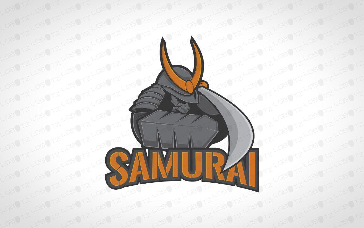 Samurai Esports Logo Samurai Mascot Logo Lobotz Samurai Logos
