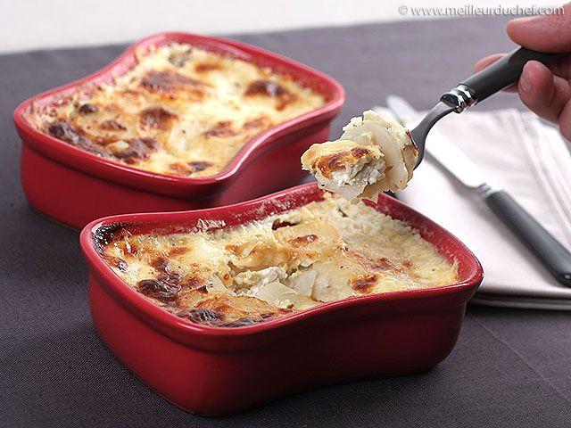 gratin de topinambour | recette | artichauts, gratin et cgi
