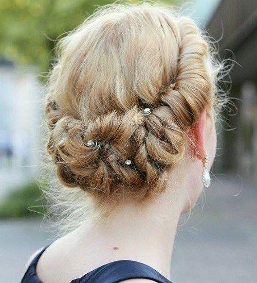 50 Hottest Prom Hairstyles For Short Hair Prom Hair Short Hair