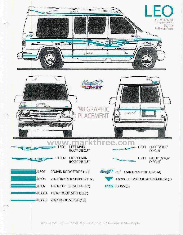 leo_blueprint.jpg (956×1224) Ford van, Leo, Van