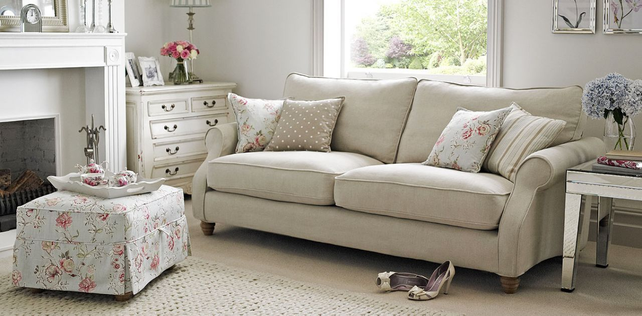 Country Style Sofa Living Room