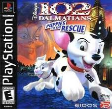 Disney S 102 Dalmatians Puppies To The Rescue Psx Iso Rom With