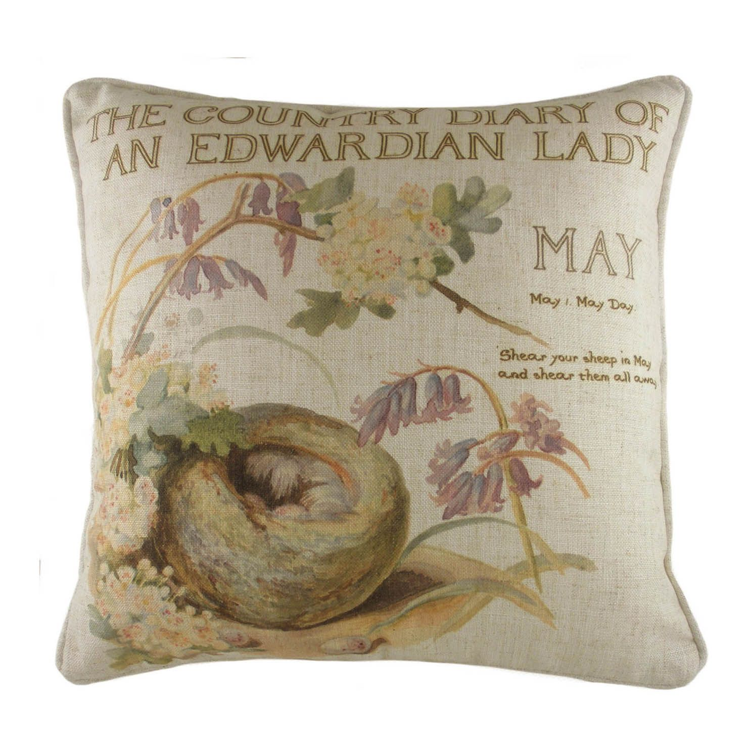 May 43x43cm Cushion | ACHICA