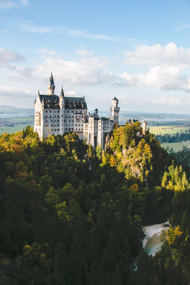 A Mini Guide to Bavaria, Germany by @overseasescape.