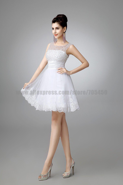 Short bridesmaid dresses in white wedding dress pinterest short bridesmaid dresses in white ombrellifo Choice Image