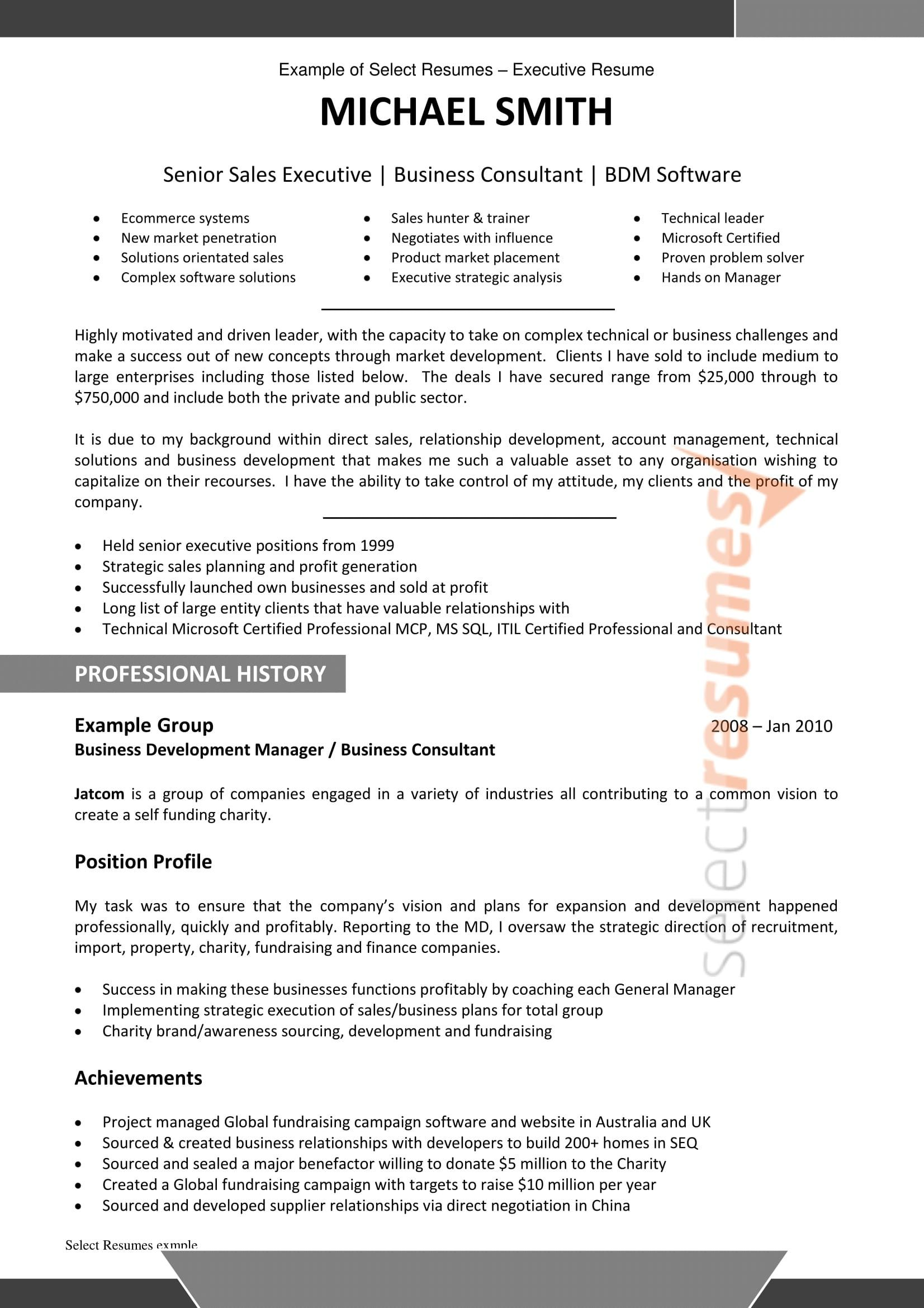 Online professional resume writing services