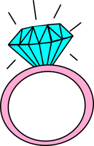 diamond ring maddie clip art this and that pinterest clip art rh pinterest com clipart engagement ring clipart pictures of engagement rings
