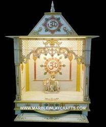 Marble Temple Home Decoration | MARBLE MANDIRS | Pinterest | Temple ...