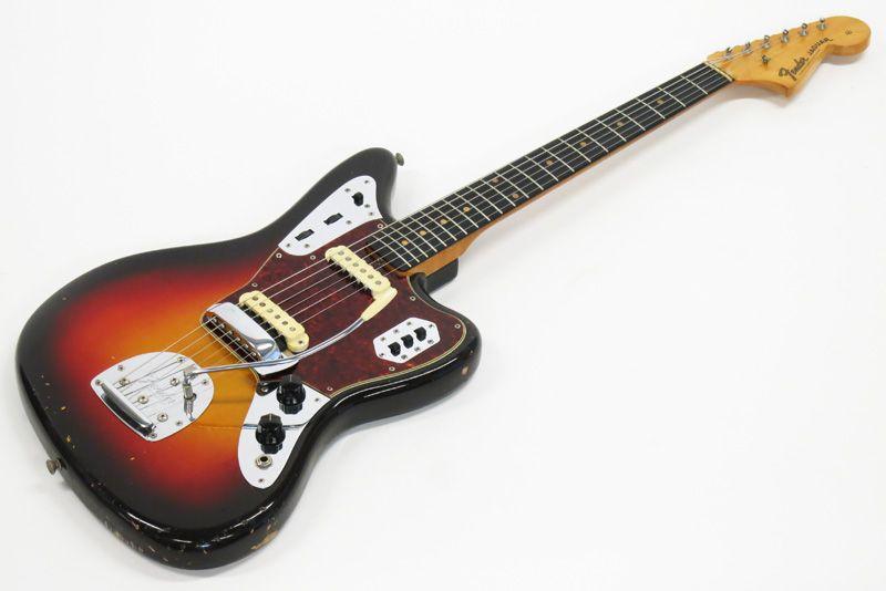 1962 Fender Jaguar - L-Series
