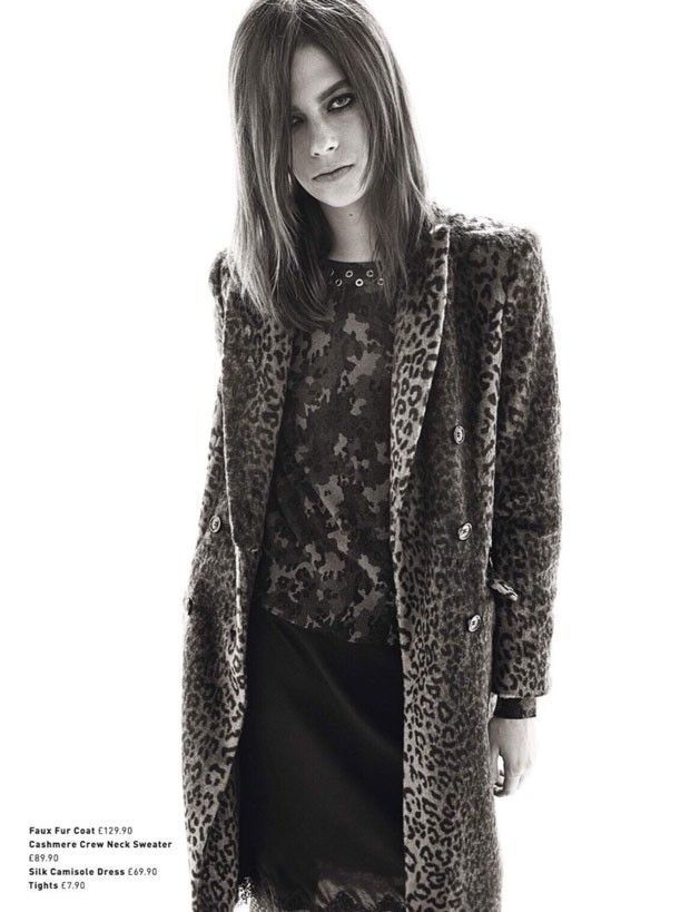 UNIQLO by Carine Roitfeld Collection Is Très Carine!