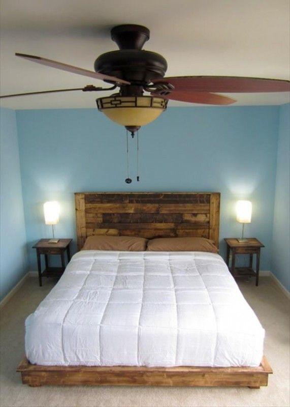 Galleria foto realizzare una spalliera di un letto fai da te foto 6 idee per la casa cama - Spalliera letto imbottita fai da te ...