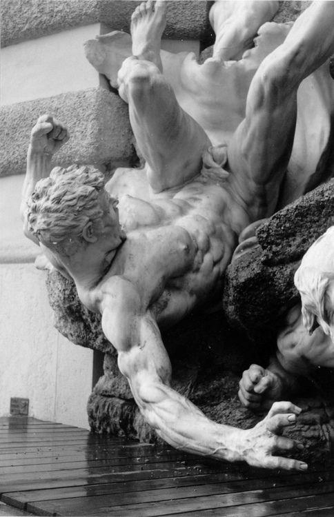 Esculturas romanas gay