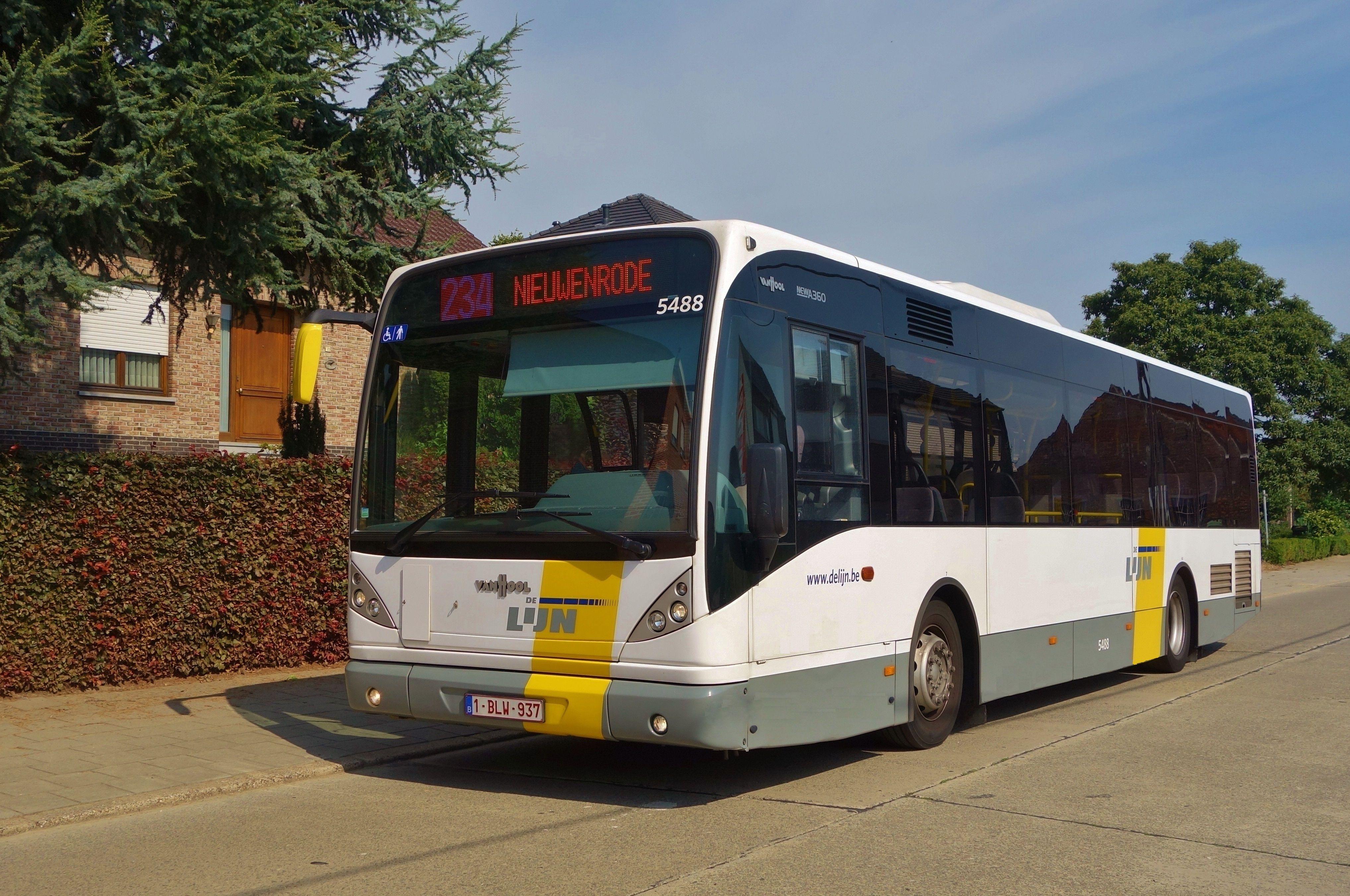 AB 5488 In Nieuwenrode Vlaams Brabant