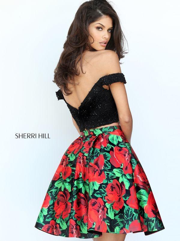 Sherri Hill 50774 · Skater DressesHomecoming DressesParty DressesShort ...