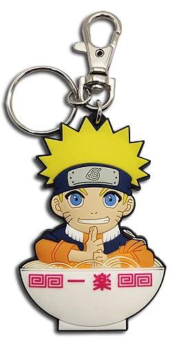 Naruto Uzumaki In Ramen Bowl Key Chain in 2020 Ramen bowl