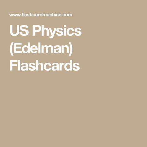 US Physics (Edelman) Flashcards Sonographer Pinterest Physics - ultrasound student resume