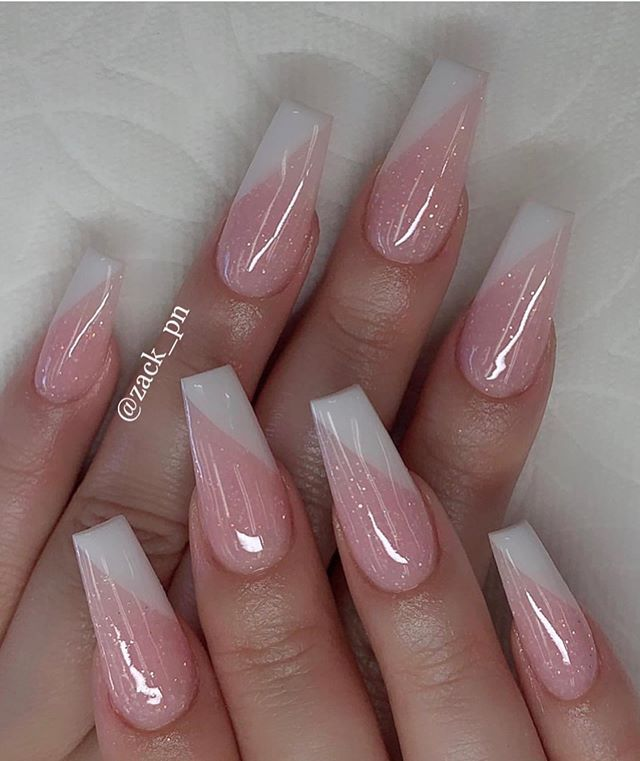 22 Pretty Mismatched Nail Trends For 2020 Nail Art Designs Nail Art Designs 2020 Beautiful Nail Art Designs Best Acrylic Nails Pink Nails Ombre Nail Designs