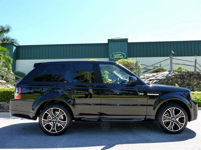 Certified Pre Owned Land Rover Suvs For Sale In West Palm Beach Cpo Inventory Land Rover Range Rover Supercharged Range Rover