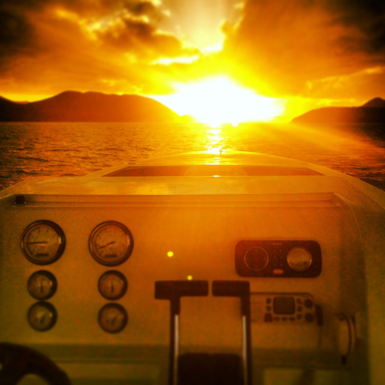 Sunset Cruises Virgin Islands Boat Rental Locations