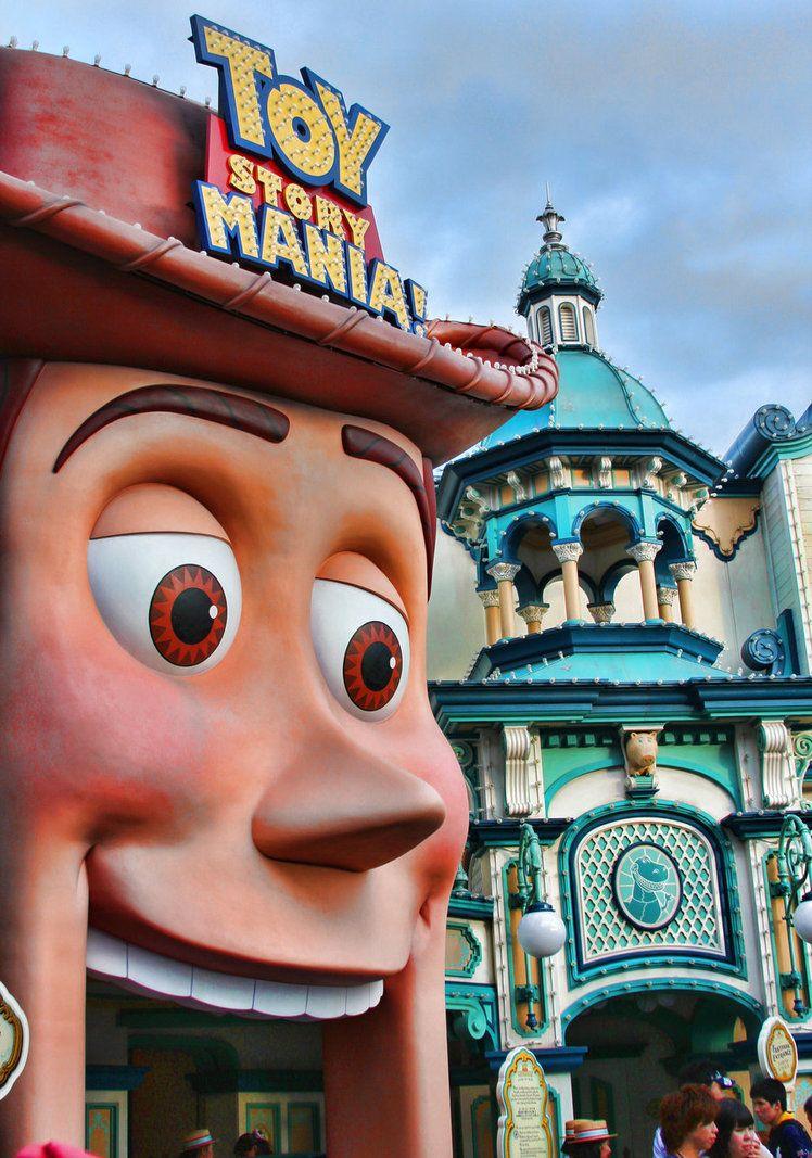 #AtraccionesDeDisneyCaliforniaAdventure - Favorita de chicos y grandes: Toy Story Mania!