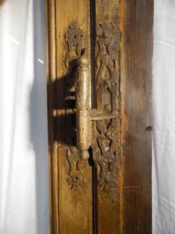 2 DOORS ART NOUVEAU IN OAK - Portes - Cheminées et décorations - Nord Antique & 2 DOORS ART NOUVEAU IN OAK - Portes - Cheminées et décorations ...