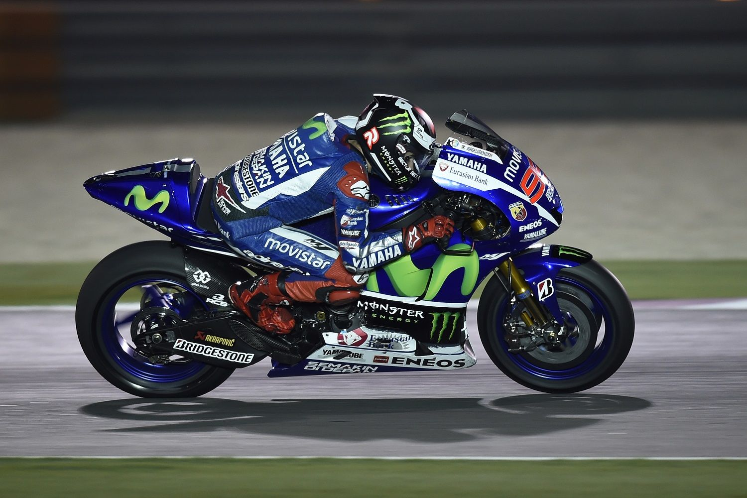MotoGP Positive Second Day of Testing in Qatar for
