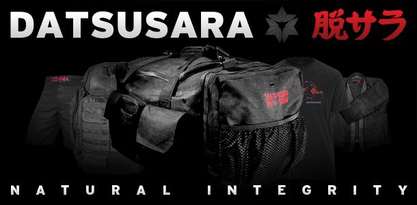 DATSUSARA-MMA: FIGHT, TRAVEL, SURVIVAL, IN STYLE! HEMP IS GOOD! https://dsgear.refersion.com/c/9014