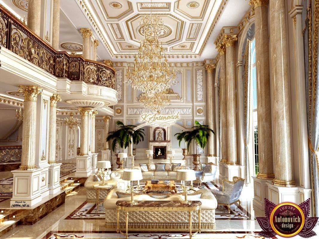 Italian Mansion Exterior