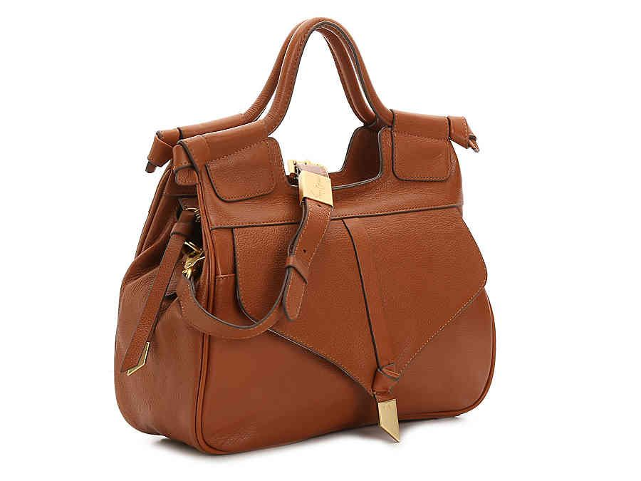 ee08178dae Foley + Corinna Brittany Leather Satchel